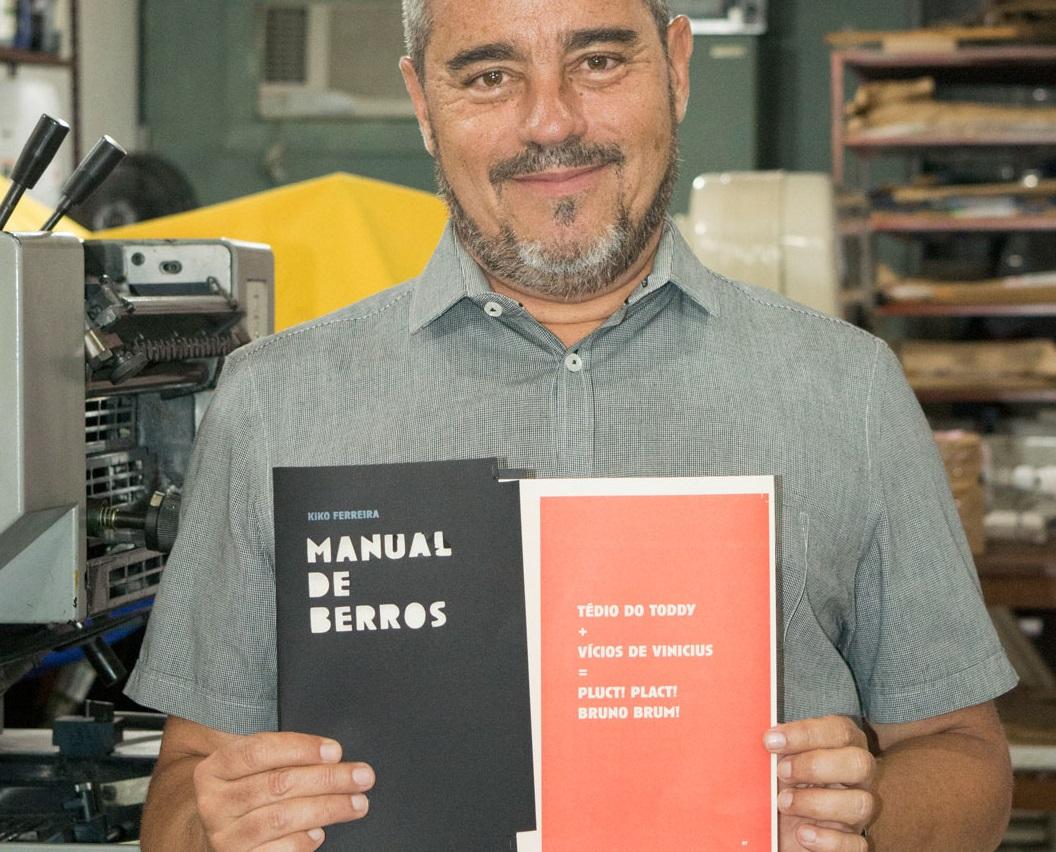Kiko Ferreira livro poesias
