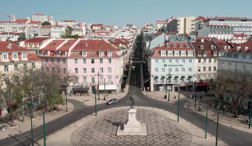 Câmara de Lisboa transforma poema de Manuel Alegre em vídeo