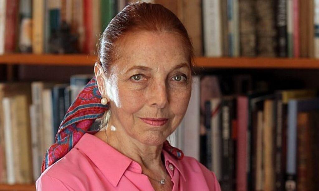 Marina Colasanti lança livro de poesia
