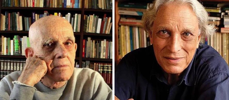 O adeus: duas perdas na literatura brasileira em 2020