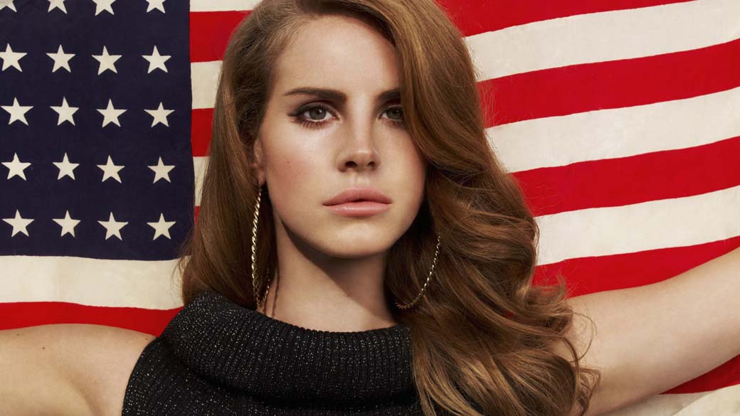 Violet Bent Backwards Over Grass audiolivro de poesia de Lana Del Rey