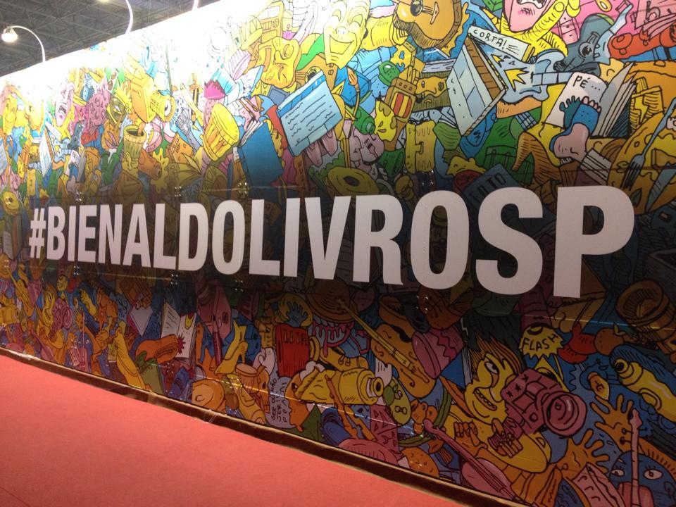 Devido a pandemia, Bienal do Livro de São Paulo será online