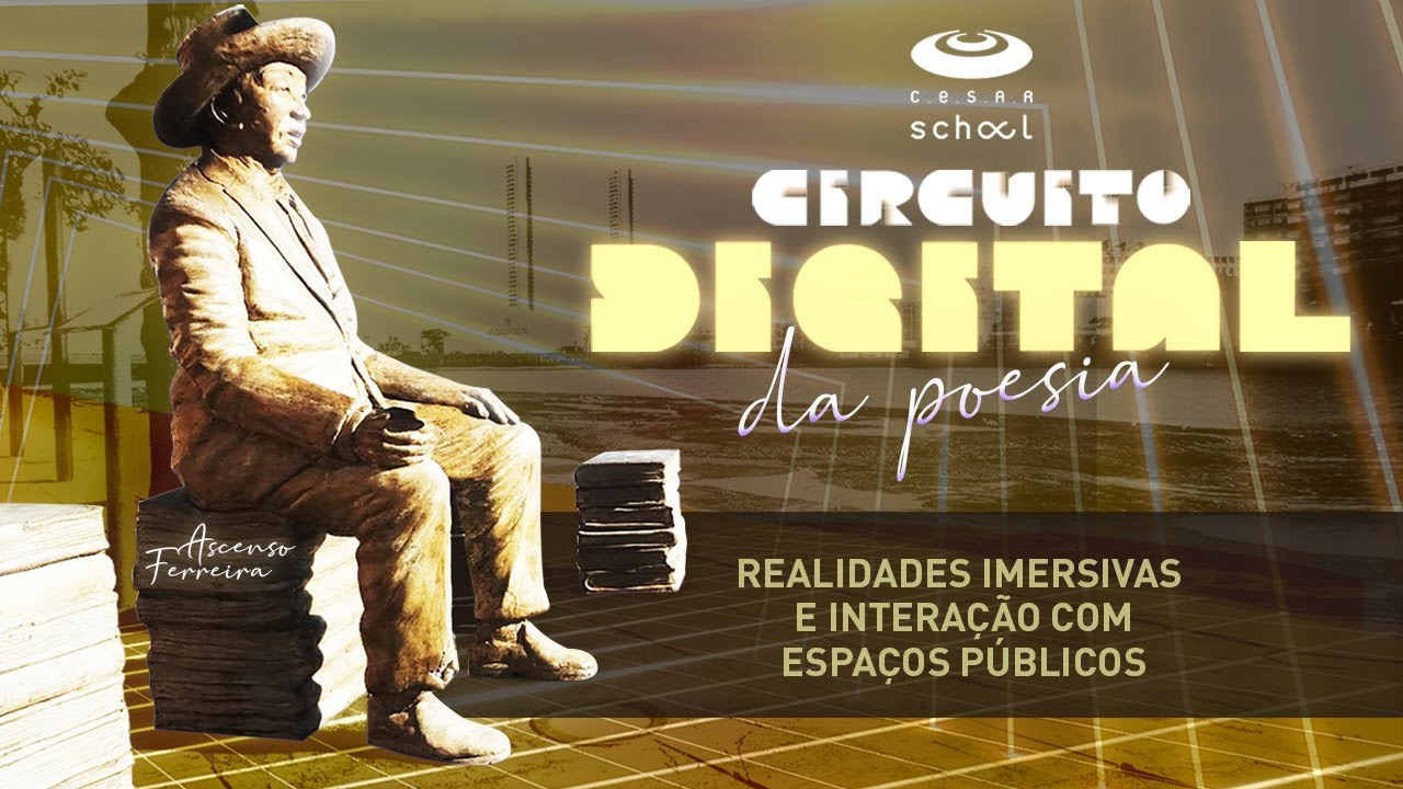 Circuito Digital da Poesia: projeto une poesia e tecnologia