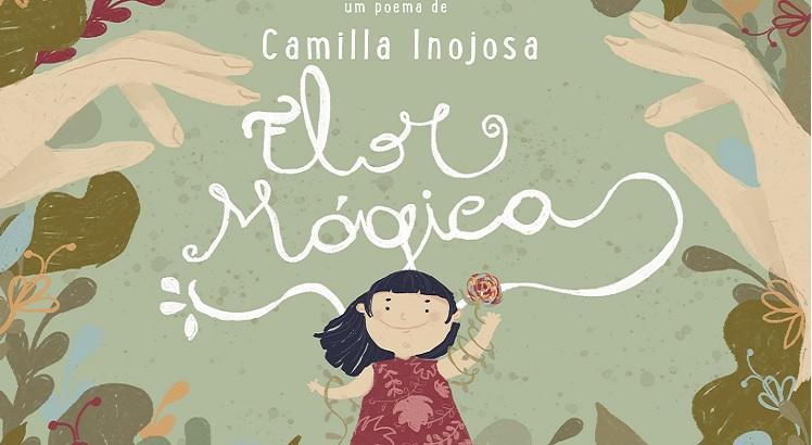 Escritora Camilla Inojosa lança seu primeiro livro de poemas infantil