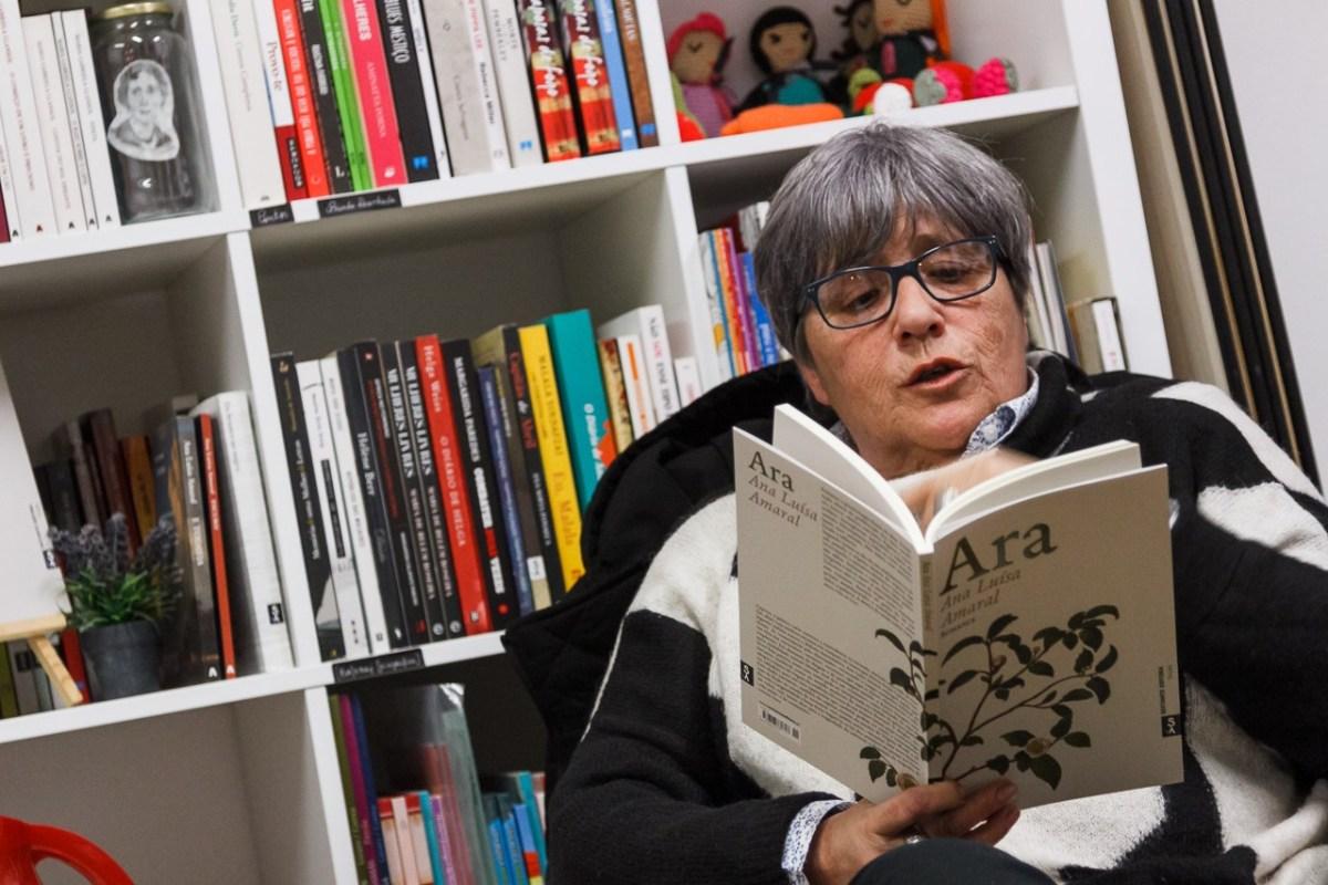 Poeta Ana Luísa Amaral vence prêmio literário espanhol Leteo