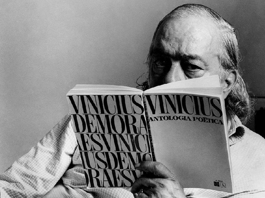 Poeta Vinicius de Moraes é homenageado em Na Trilha da História