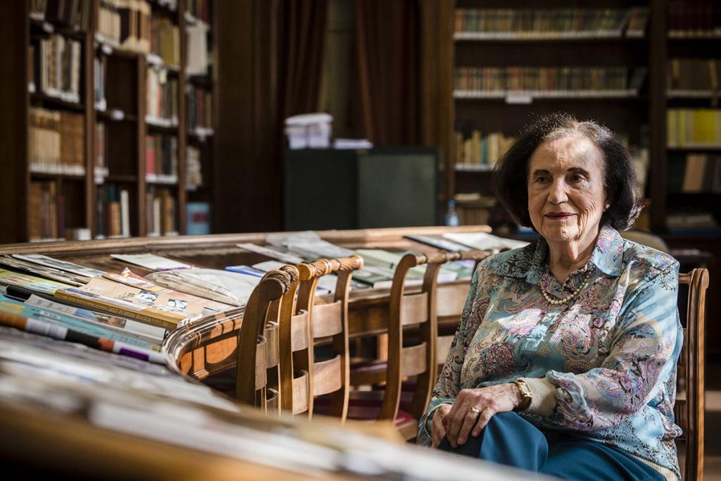 Morre a escritora Anna Maria Martins, da Academia Paulistana de Letras