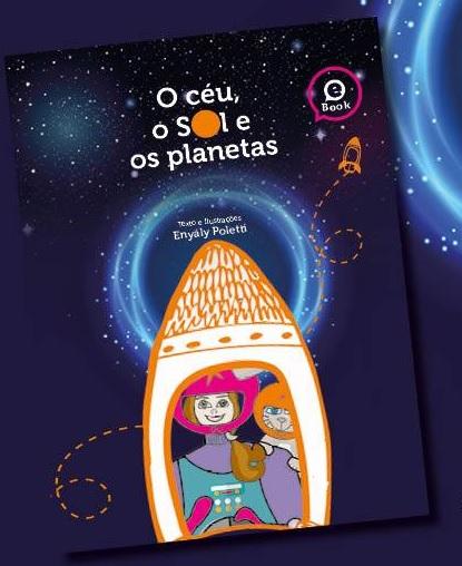 Livro enyaly poletti astronomia
