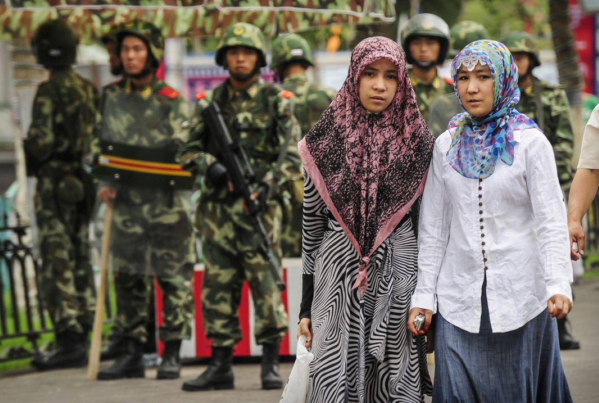 A poesia silenciada dos uigures