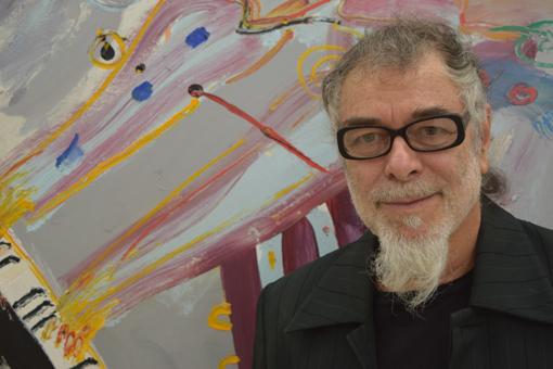 Dos pincéis para a poesia: o lançamento do livro de Fernando Pacheco