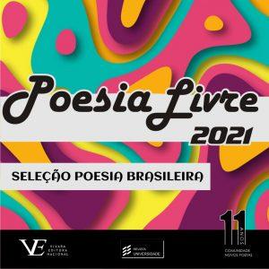 Abertas as inscrições para o Poesia Livre 2021