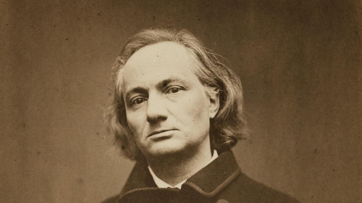 Poesia no Ling oferece aula gratuita online para homenagear Charles Baudelaire