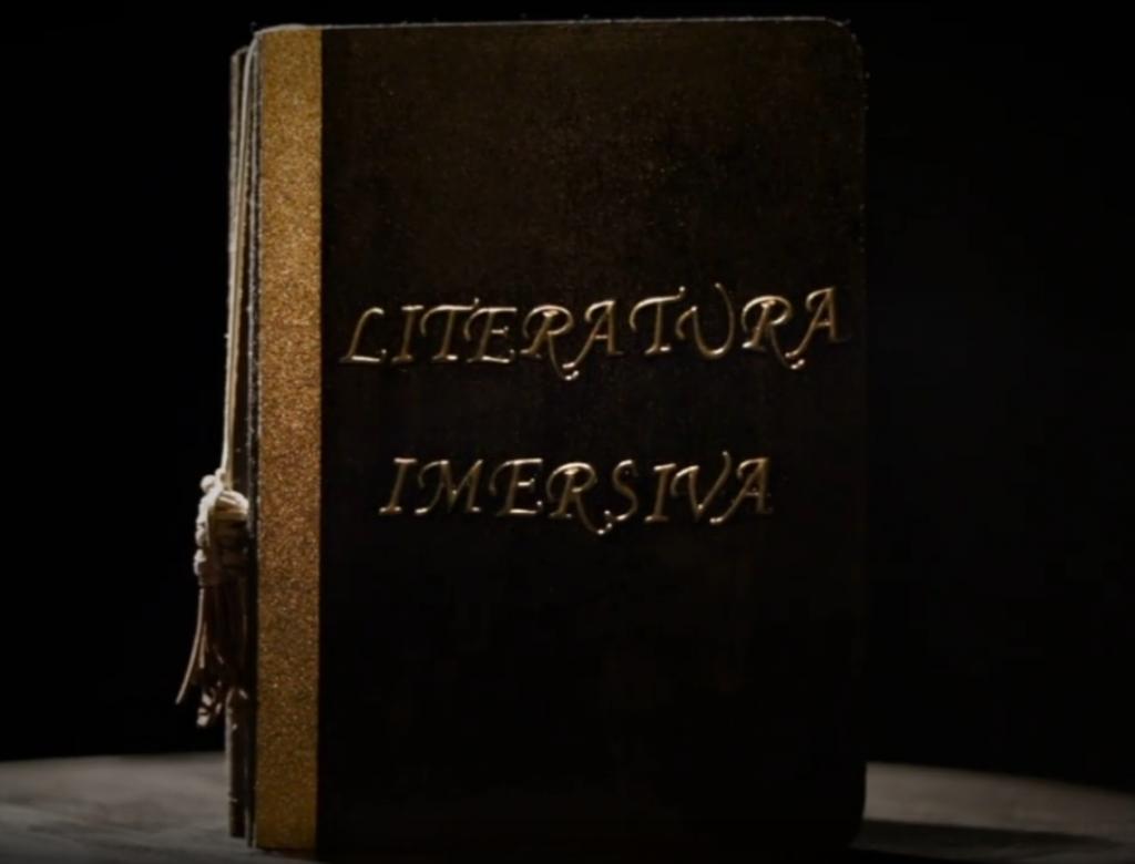 Projeto Literatura Imersiva: minissérie literária com realidade virtual