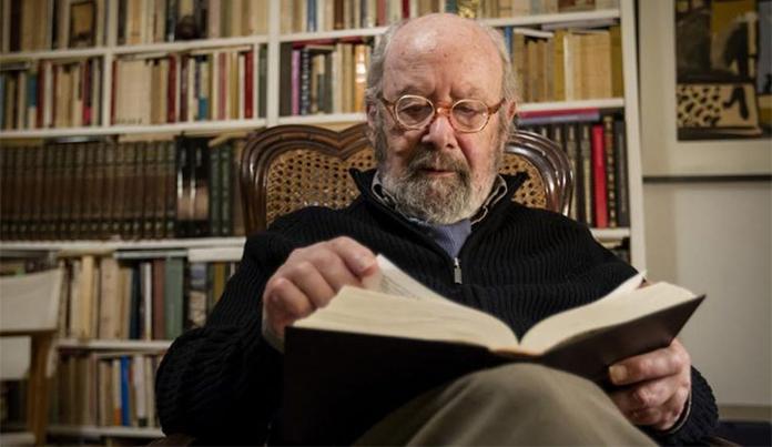 A despedida do poeta José Manuel Caballero Bonald