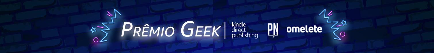 Inscrições abertas para o Prêmio Geek de Literatura