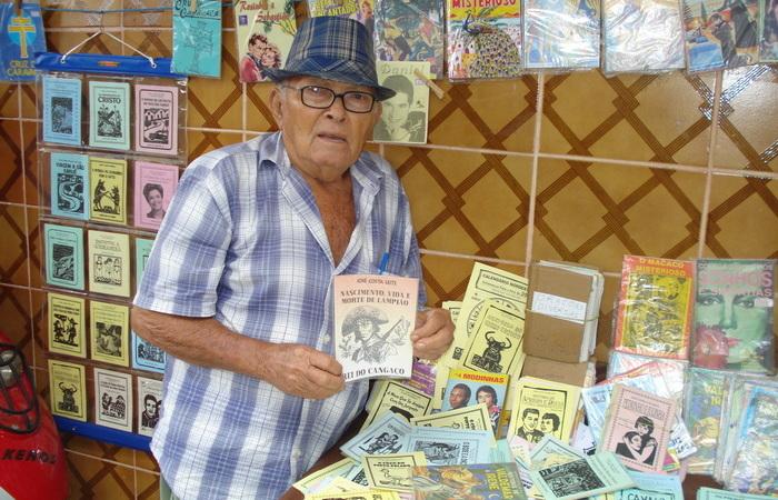 Referência na literatura de cordel, poeta José Costa Leite morre aos 94 anos