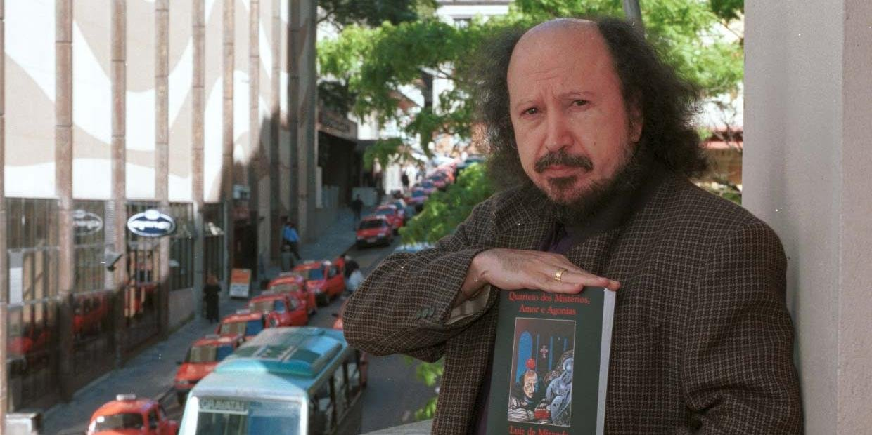 Poeta Luiz de Miranda apresentou melhora e deixou a UTI